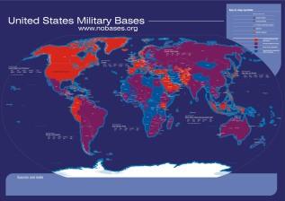 globale US-Basen