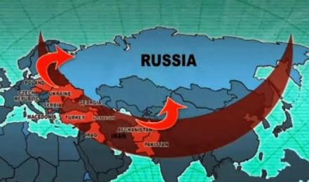 EinkreisungRusslands
