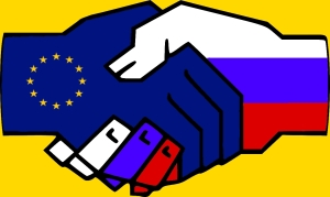 Russland-Europa-Freundschaft
